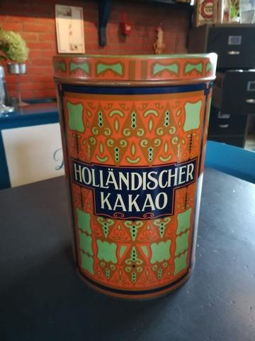 Van Houten Holländischer Kakao door Jacob Nuiver